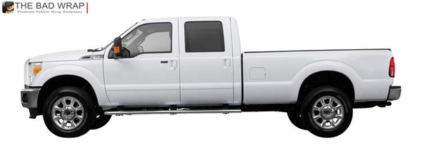 125 2012 Ford F-350 SD Lariat Crew Cab Long Bed