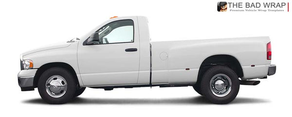 1657 2004 Dodge Ram 3500 SLT Regular Cab Long Bed Dually