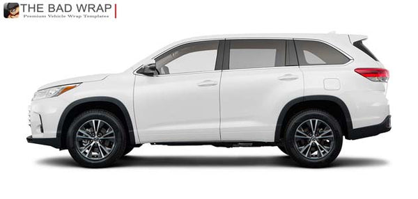 1745 2017 Toyota Highlander LE Plus CUV