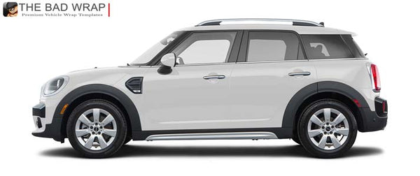 1831 2017 Mini Countryman Cooper Hatchback