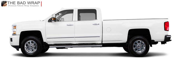1443 2015 Chevrolet Silverado 3500HD High Country Crew Cab, Long Bed