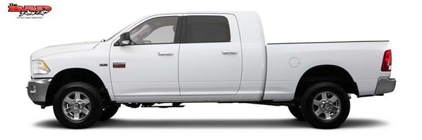 42 2012 Ram 2500 Big Horn Mega Cab Short Bed
