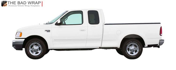 565 2000 Ford F-150 Lariat Super (Extended) Cab Standard Bed