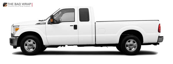 7 2012 Ford F-250 SD XLT Extended Cab Long Bed 8'