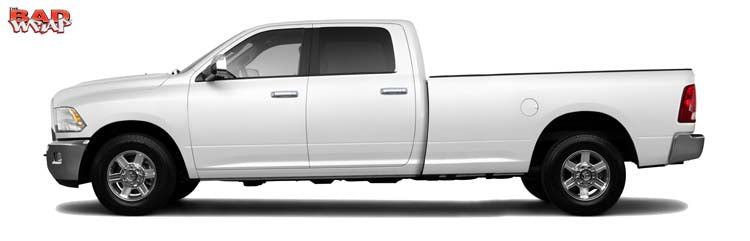 585 2011 Ram 2500 Laramie Crew Cab Long Bed