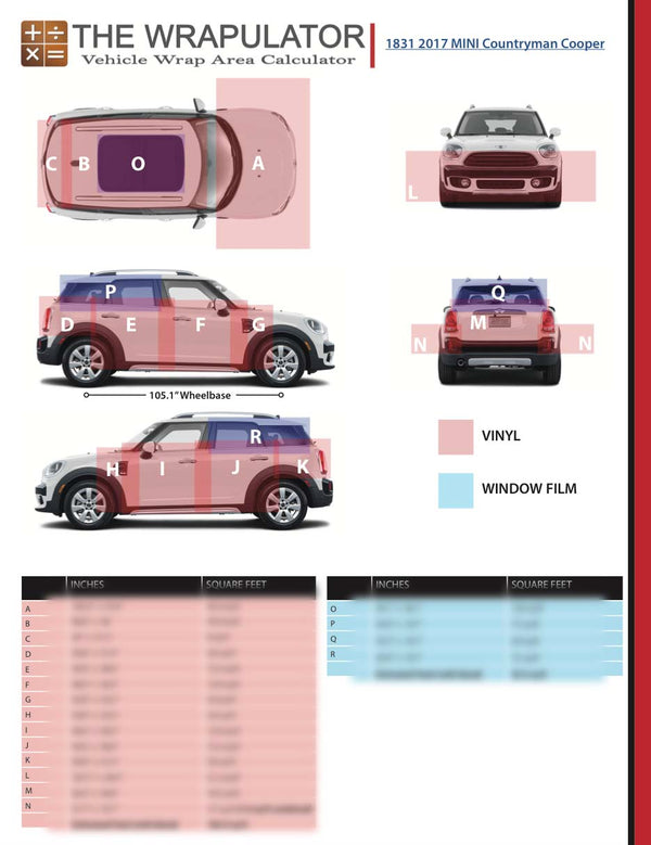 1831 2017 Mini Countryman Cooper Hatchback PDF