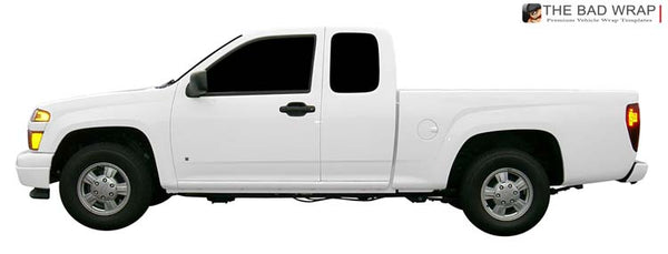2 2012 Chevrolet Colorado WT Extended Cab