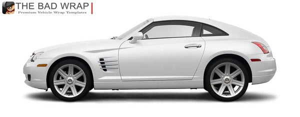 1262 2008 Chrysler Crossfire Limited