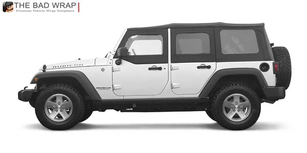 1952 2008 Jeep Wrangler Unlimited Rubicon SUV