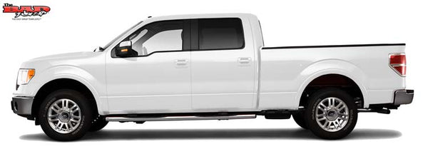 516 2010 Ford F-150 Lariat Crew Cab Long (Standard) Bed