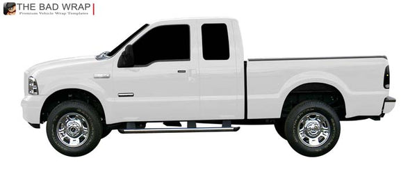 357 2007 Ford F-350 Super Duty Lariat Super (Extended) Cab Standard Bed