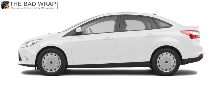 20 2012 Ford Focus SE Sedan