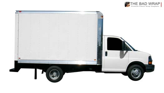 469 2007 Chevrolet Express 15ft Box Truck