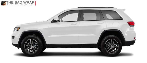 1699 2017 Jeep Grand Cherokee Trailhawk SUV