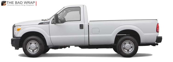 85 2012 Ford F-250 SD XL Regular Cab Long Bed
