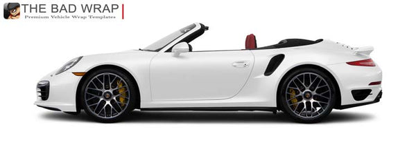 1207 2014 Porsche 911 Turbo S Convertible