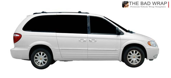 428 2004 Chrysler Town and Country Touring Extended Length