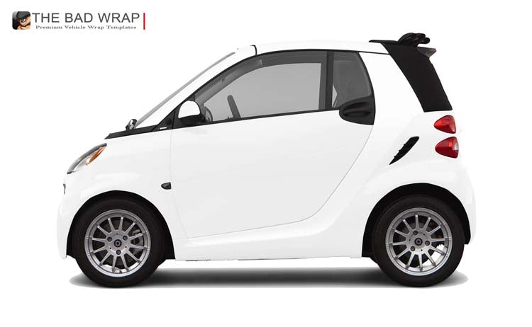 706 2012 Smart fortwo Passion Cabriolet