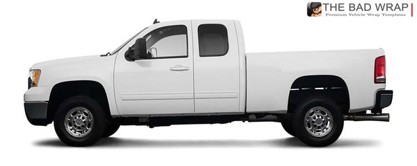 1294 2008 GMC Sierra 2500HD SLE1 Extended Cab Standard Bed