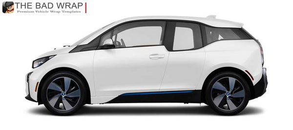 1248 2015 BMW i3 with Range Extender Hatchback