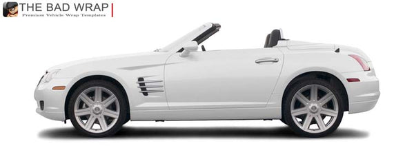 1263 2005 Chrysler Crossfire Limited Roadster