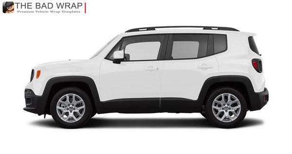 1431 2015 Jeep Renegade Latitude CUV