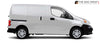 1363 2015 Nissan NV200 Compact Cargo SV Cargo (No Rear Glass)