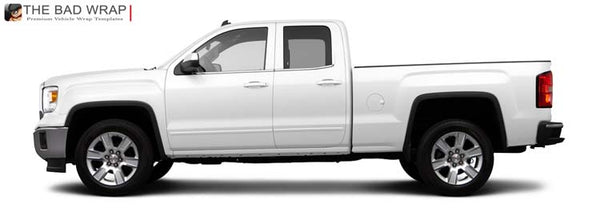 1030 2014 GMC Sierra 1500 SLE Double (Extended) Cab Standard Bed
