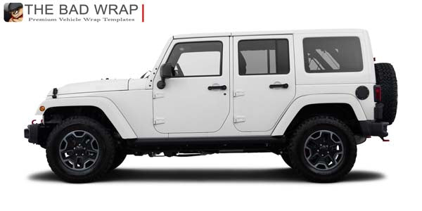 1561 2015 Jeep Wrangler (JK) Unlimited SUV