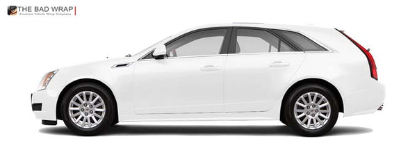 663 2013 Cadillac CTS Luxury Collection Wagon