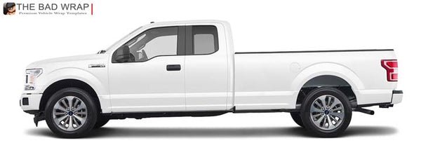 1944 2018 Ford F-150 XL Extended Cab Long Bed