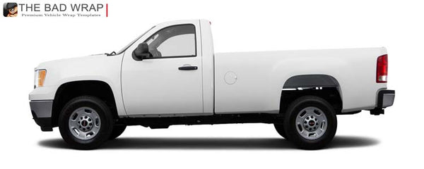1055 2014 GMC Sierra 2500HD WT Regular Cab Long Bed