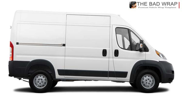 "1081 2014 RAM ProMaster 1500 Cargo High Roof 136"" WB"