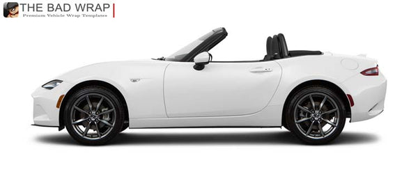 1477 2016 Mazda MX-5 Miata Grand Touring Soft Top Roadster