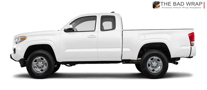 1708 2017 Toyota Tacoma SR Extended Cab Standard Bed