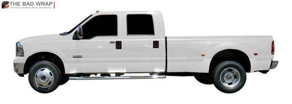 360 2007 Ford F-350 Super Duty Lariat Crew Cab Long Bed Dually