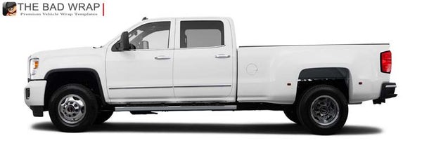 1241 2015 GMC Sierra 3500HD Crew Cab Long Bed Dually