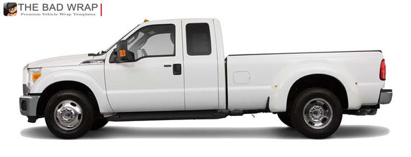 16 2011 Ford F-350 SD XLT Extended Cab Long Bed Dually