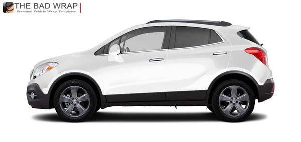 901 2013 Buick Encore Convenience Group CUV