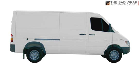 407 2006 Dodge Sprinter Cargo 2500 140 WB