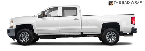 1638 2016 Chevrolet Silverado 3500 HD LT Crew Cab Long Bed