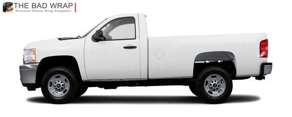 997 2014 Chevrolet Silverado 2500HD WT Regular Cab, Long Bed