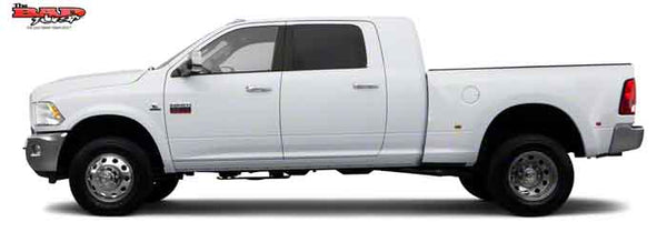 86 2012 Ram 3500 Laramie Mega Cab Short Bed Dually