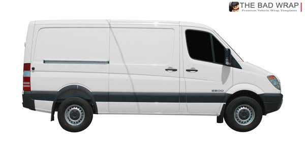 403 2009 Dodge Sprinter Cargo 2500 Low Roof 144 WB