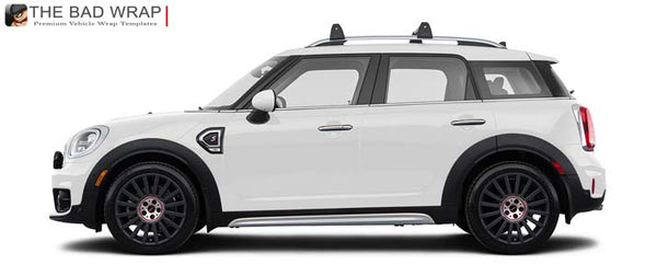 1792 2017 Mini Countryman Cooper S ALL4 Hatchback