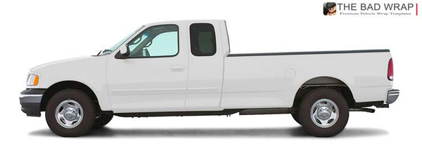 1687 2001 Ford F-150 Lariat Extended Cab Long Bed