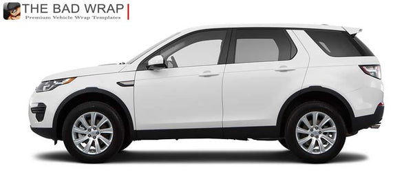 1472 2015 Land Rover Discovery Sport SE SUV