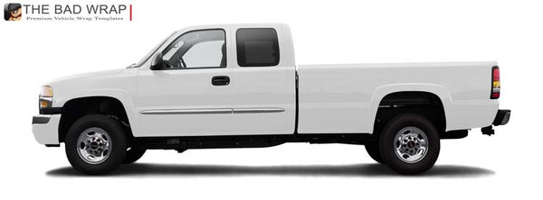 1116 2005 GMC Sierra 2500HD SLE Extended Cab Long Bed
