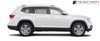 1843 2018 Volkswagen Atlas SEL Premium with 4MOTION SUV