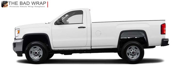 1221 2015 GMC Sierra 2500HD Regular Cab Long Bed